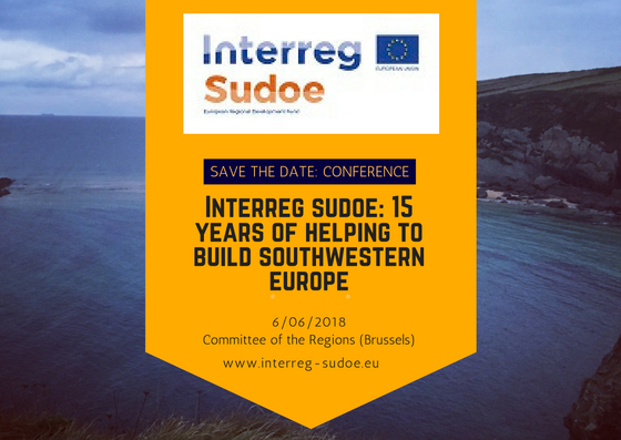 2018: Interreg Sudoe or when transnational cooperation helps to build Europe