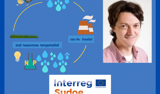30 years of Interreg: Rural wastewater is a resource that we can transform into fertilizer and energy Interview with Ion Irizar from CEIT.